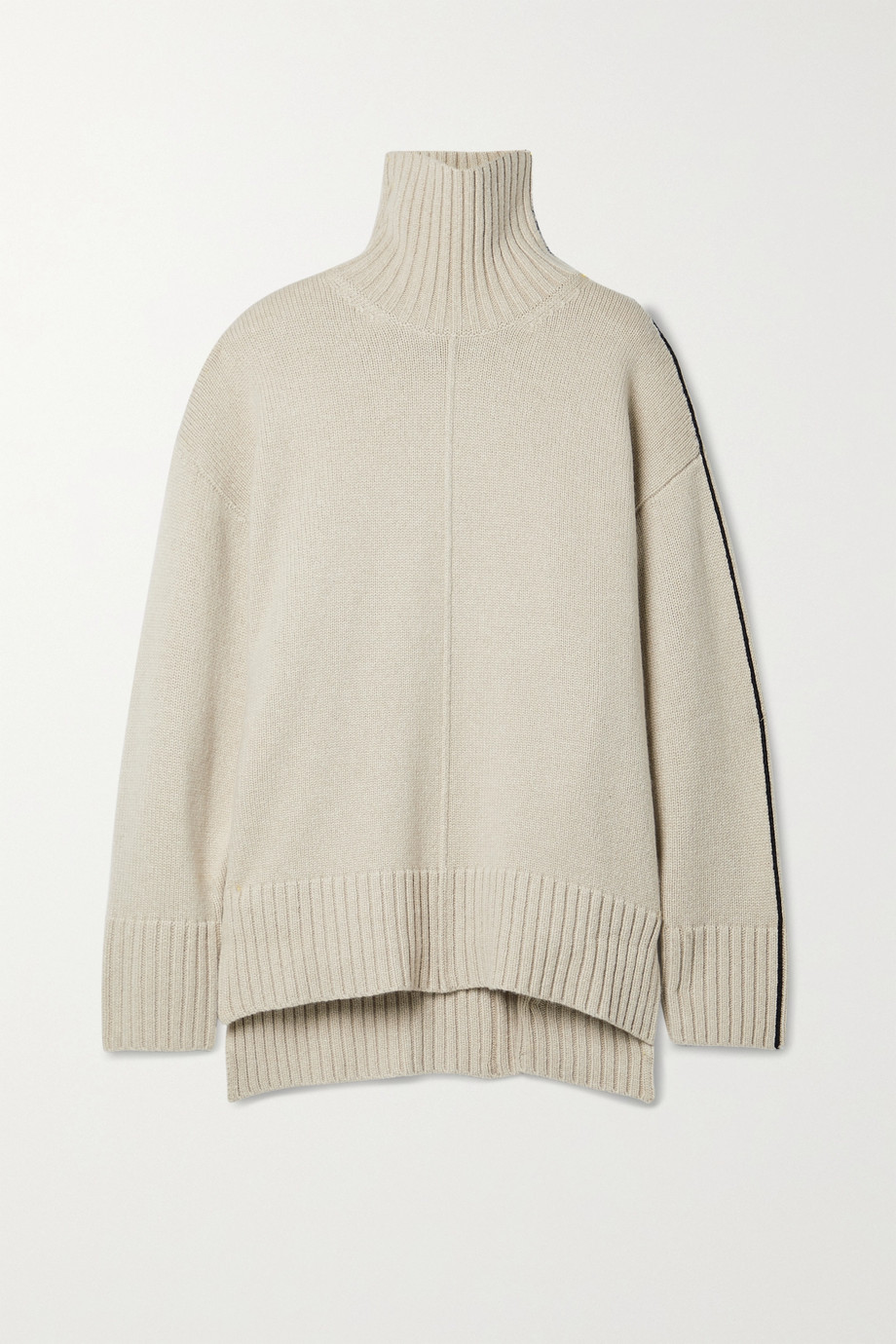 Peter Do Tattoo oversized cashmere turtleneck sweater