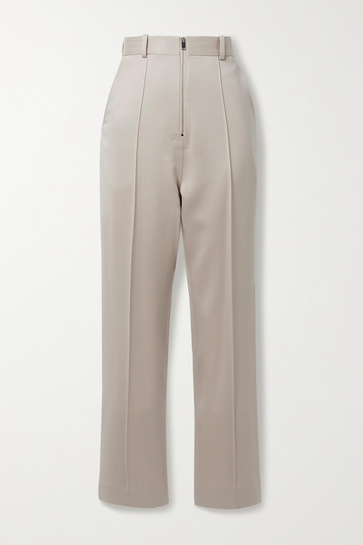 Peter Do Pantalon droit en laine