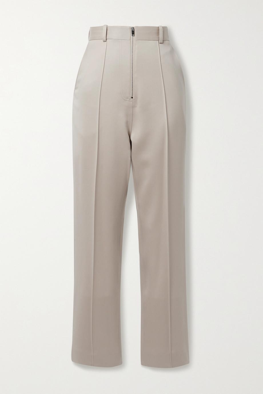 Peter Do Wool straight-leg pants