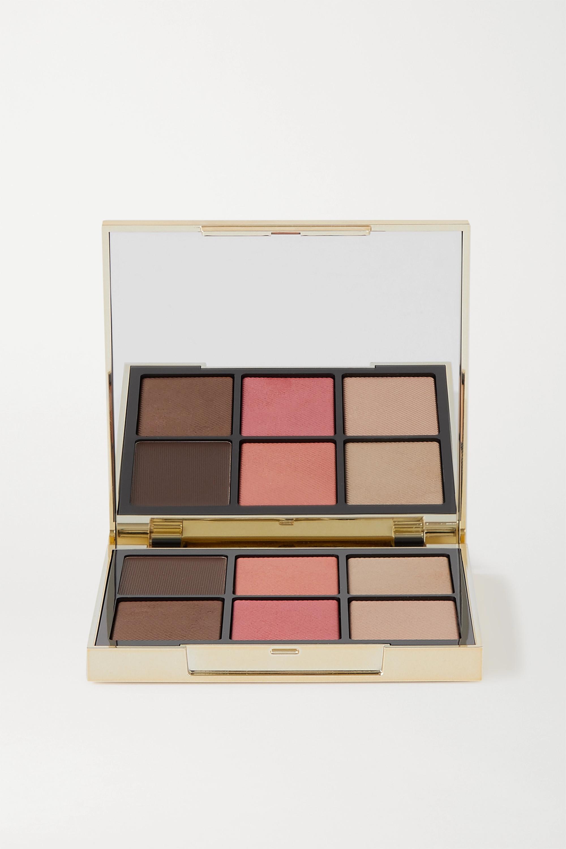 Burberry Beauty Essentials Glow Palette – 02 Medium to Dark – Palette
