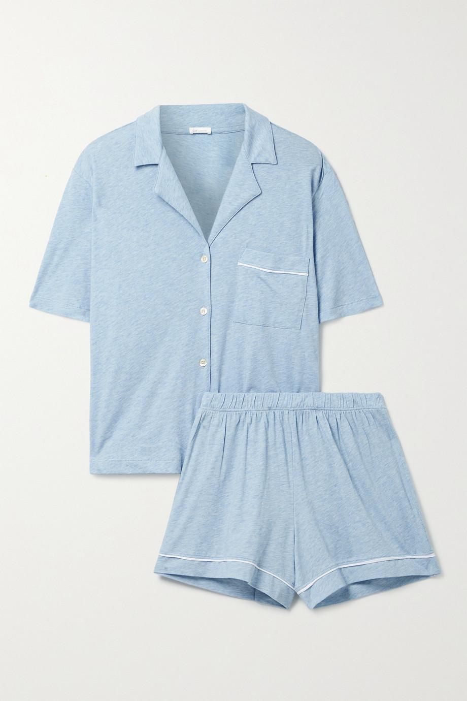 Skin Pyjama en jersey de coton Pima biologique Celina - NET SUSTAIN