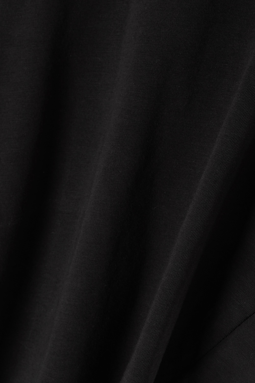 Skin + NET SUSTAIN Calliope verkürztes Tanktop aus Bio-Pima-Baumwoll-Jersey mit Stretch-Anteil