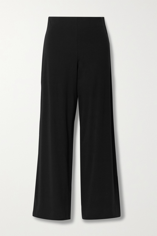 Skin + NET SUSTAIN Athena Pyjama-Hose aus Jersey aus einer Bio-Pima-Baumwollmischung