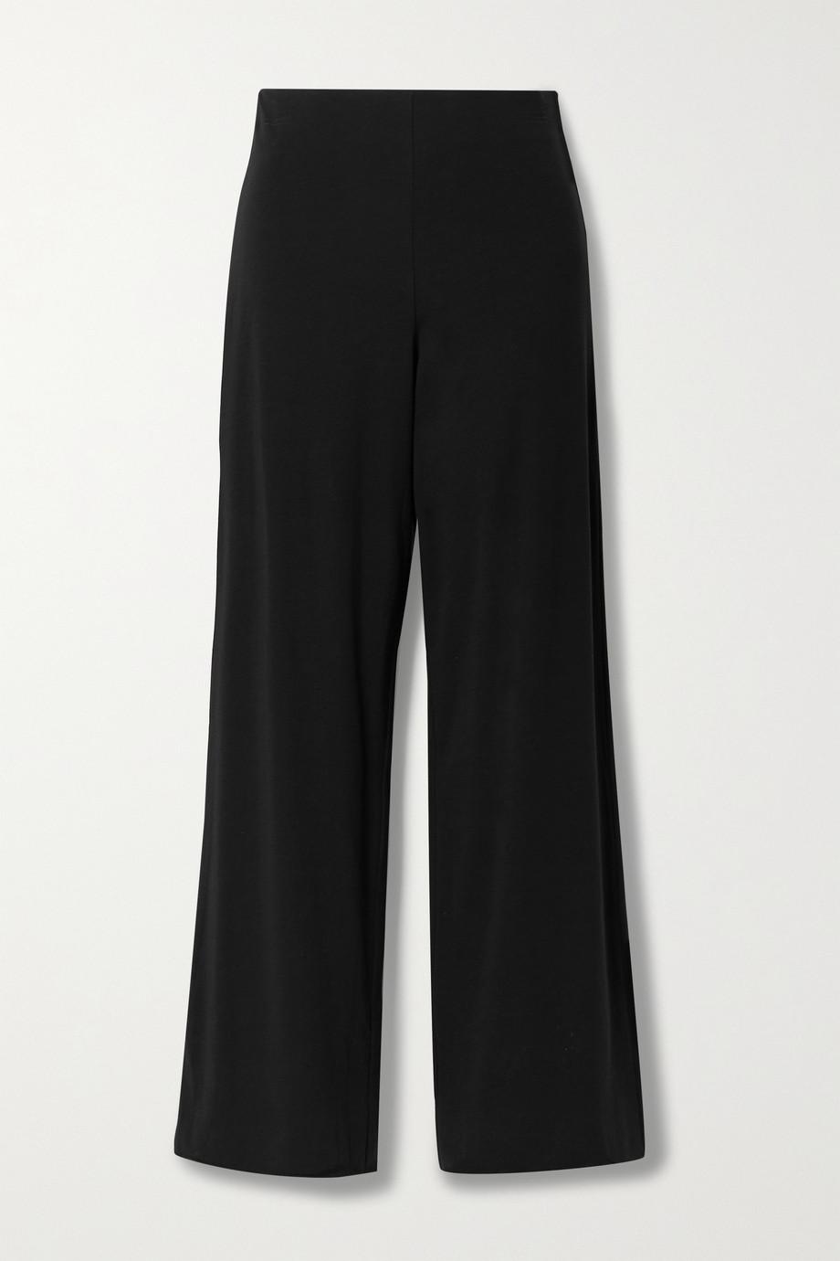 Skin Pantalon de pyjama en jersey de coton Pima biologique mélangé Athena - NET SUSTAIN