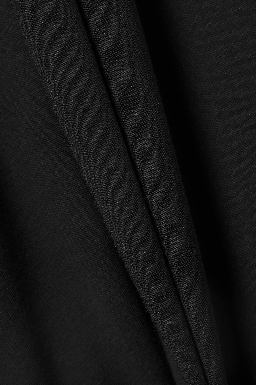 Skin + NET SUSTAIN Terra Midirock aus Bio-Pima-Baumwoll-Jersey mit Stretch-Anteil