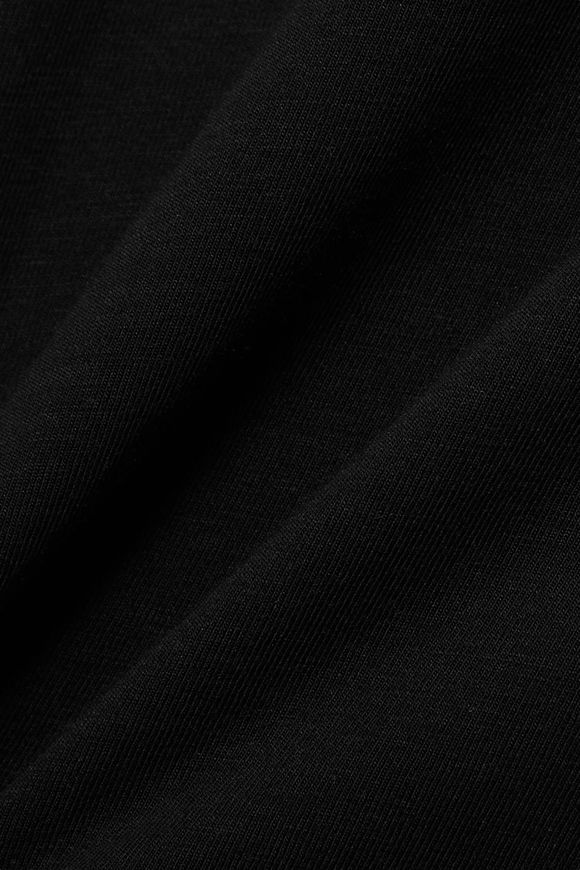Skin + NET SUSTAIN Hetia trägerloses Midikleid aus Bio-Pima-Baumwoll-Jersey mit Stretch-Anteil