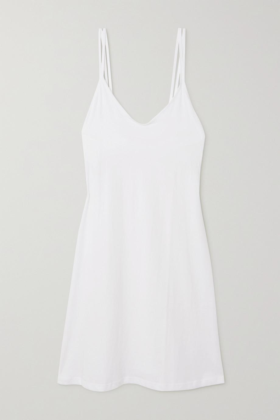 Skin Cassia Nachthemd aus Bio-Pima-Baumwoll-Jersey