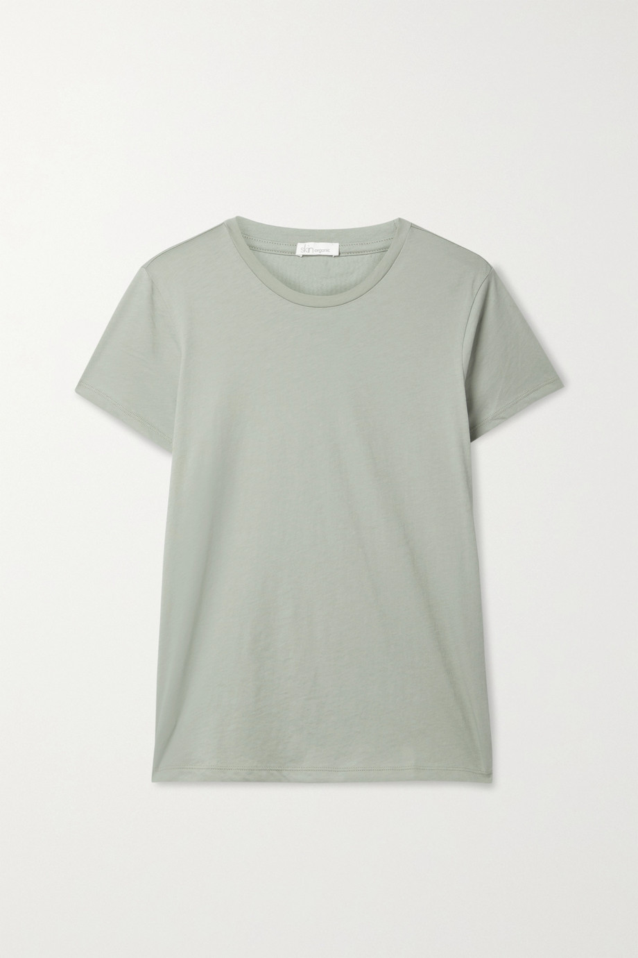 Skin + NET SUSTAIN Carly organic Pima cotton-jersey T-shirt
