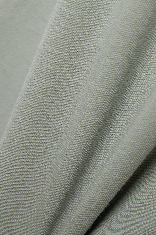 Skin + NET SUSTAIN Athena wendbare Pyjama-Hose aus Jersey aus einer Bio-Pima-Baumwollmischung