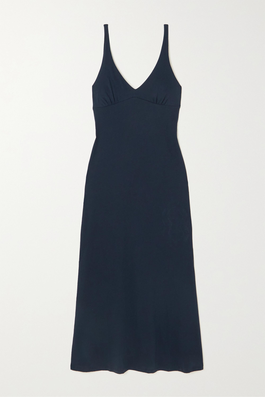 Skin + NET SUSTAIN Karina Nachthemd aus Bio-Pima-Baumwoll-Jersey