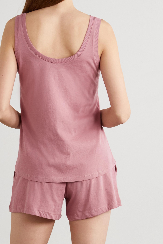 Skin + NET SUSTAIN Ciara Tanktop aus Bio-Pima-Baumwoll-Jersey