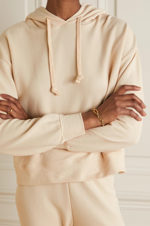 Skin + NET SUSTAIN Elsie Hoodie aus Biobaumwoll-Jersey mit Stretch-Anteil