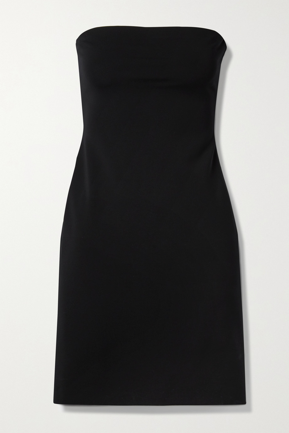 The Row Ferren strapless stretch-jersey dress
