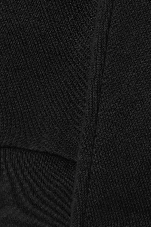 The Row Pantalon de survêtement en jersey de coton brossé Angeles