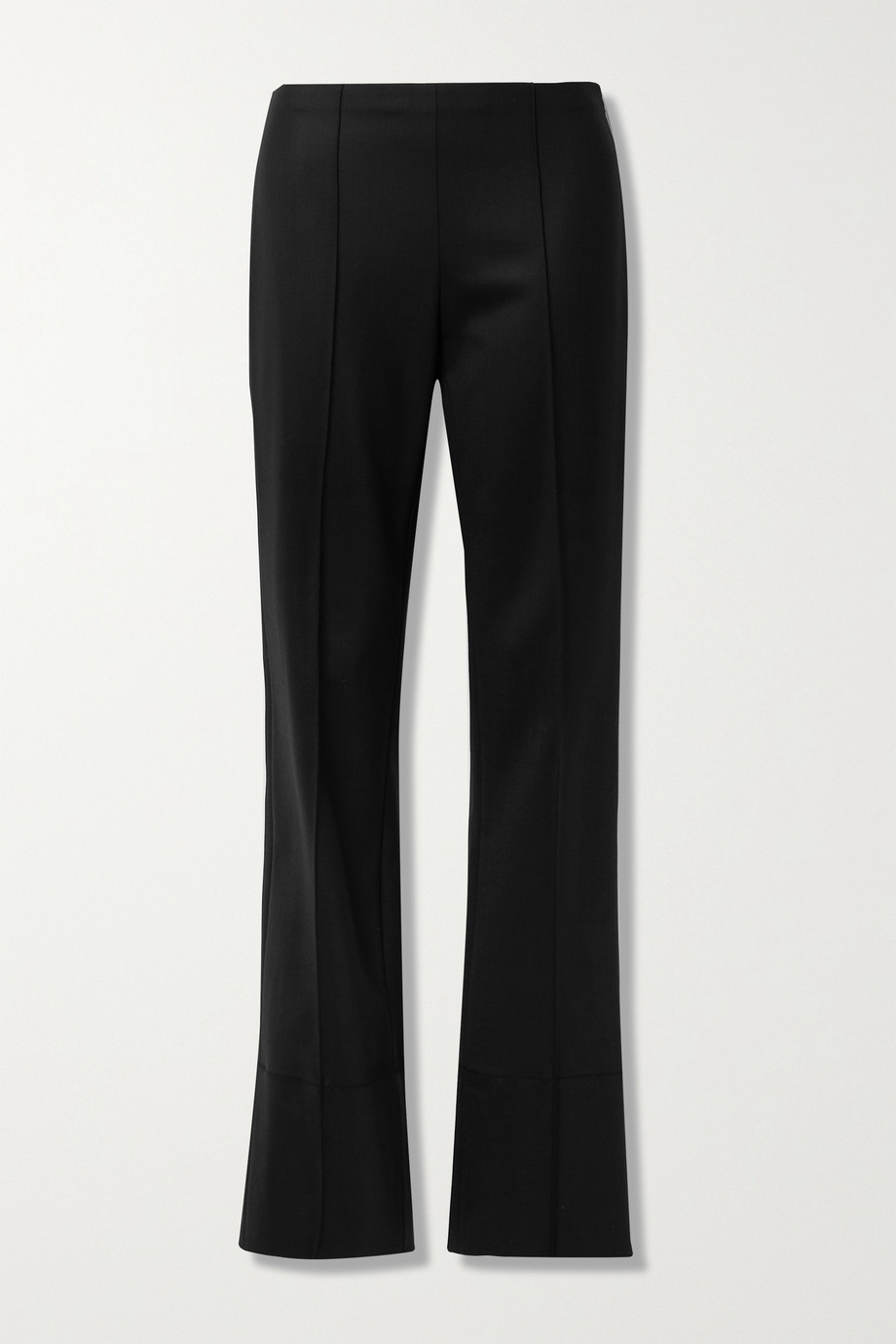 The Row Kriss wool-blend flared pants