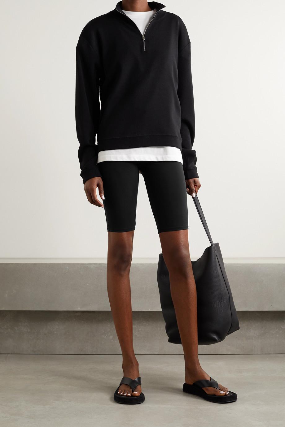 The Row Mosah stretch shorts