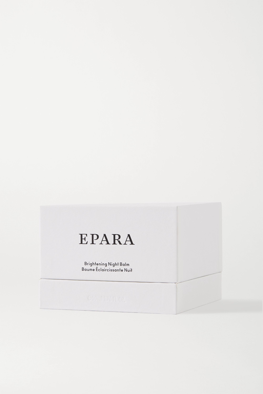 Epara Brightening Night Balm, 50ml