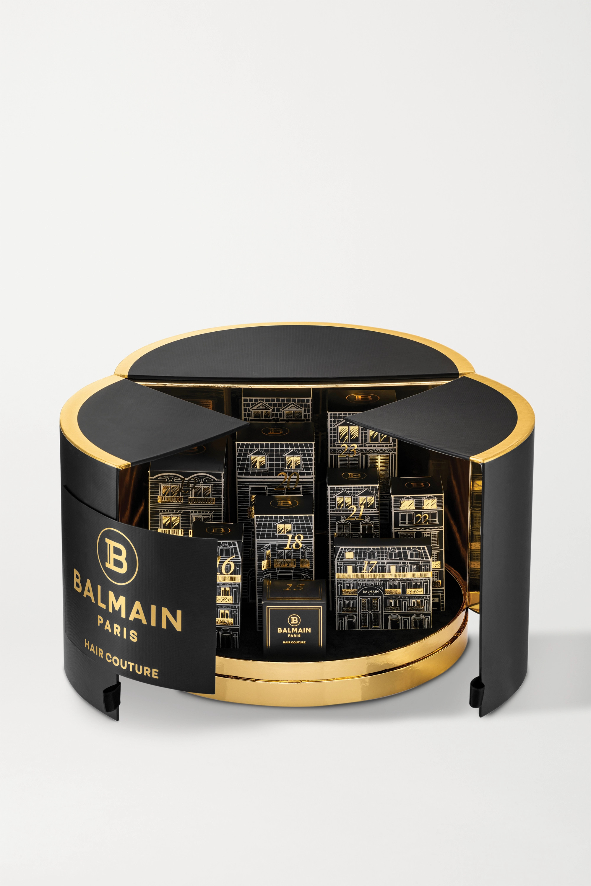 Balmain Paris Hair Couture The City of Lights Gift Calendar – Geschenkkalender mit Haarpflegeprodukten