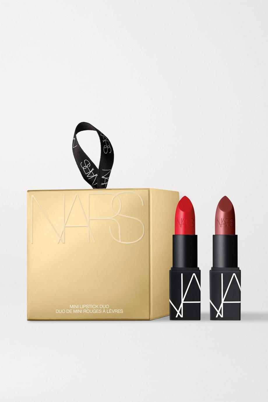 NARS Mini Lipstick Duo