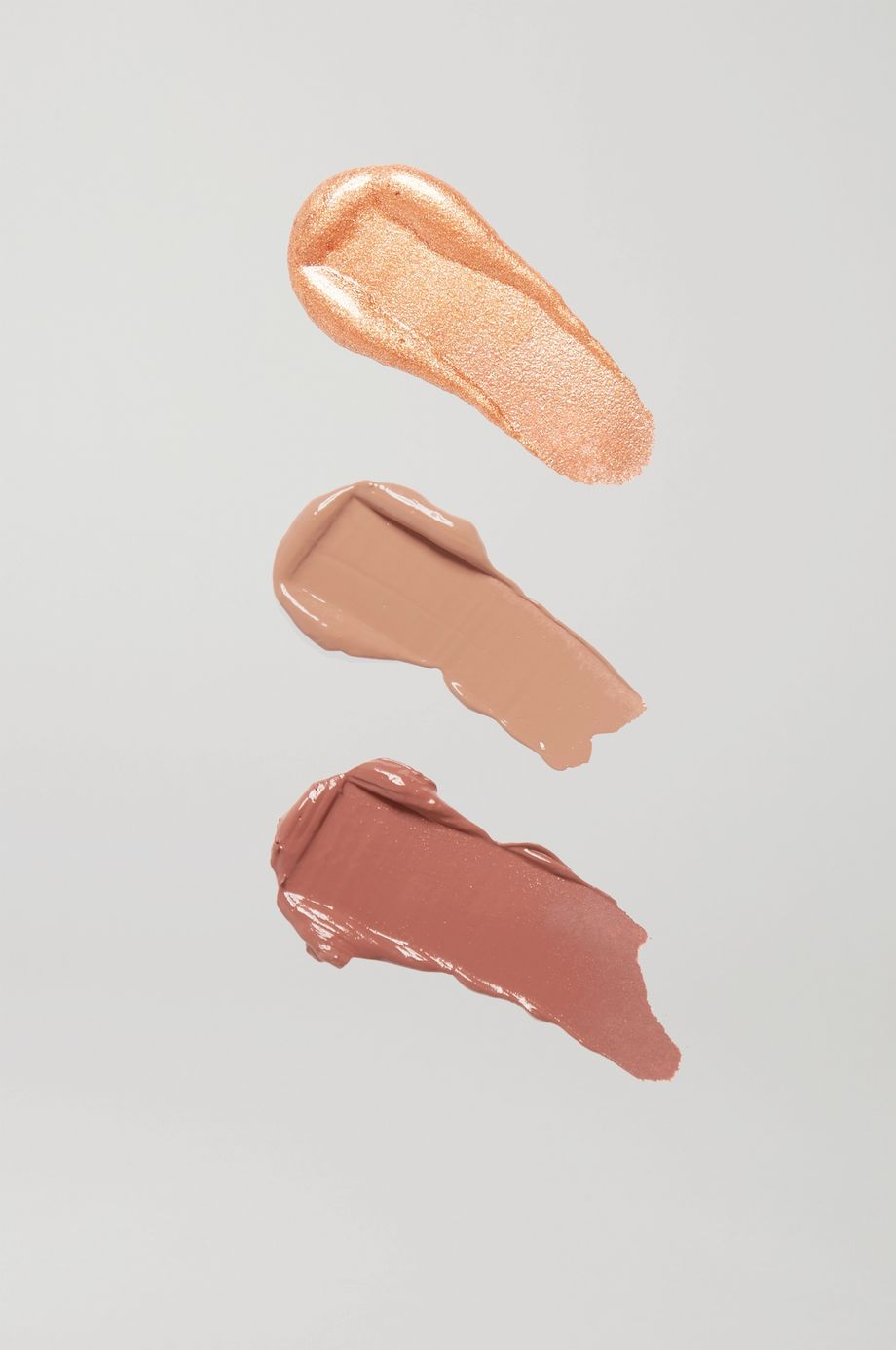 Huda Beauty Mini Melted Shadows – Warm Browns – Lidschattenset