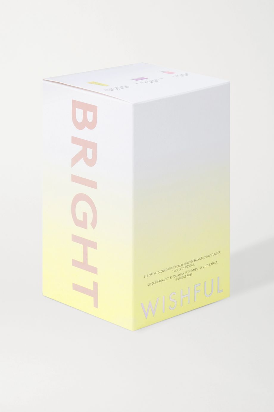 Huda Beauty BRIGHT Gift Set – Geschenkset