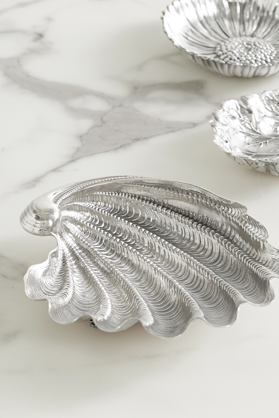 Buccellati Tridacna silver bowl