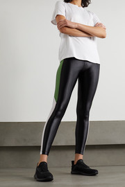 Koral Serendipity Infinity color-block stretch leggings