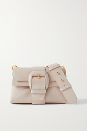 Oroton Frida mini textured-leather shoulder bag