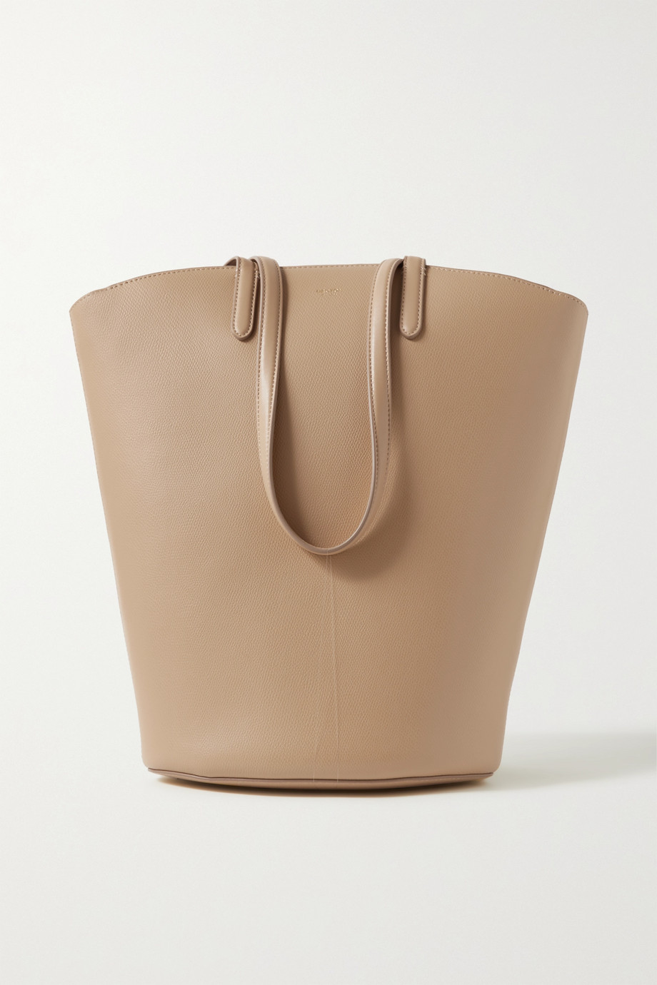 Oroton Muse textured-leather tote