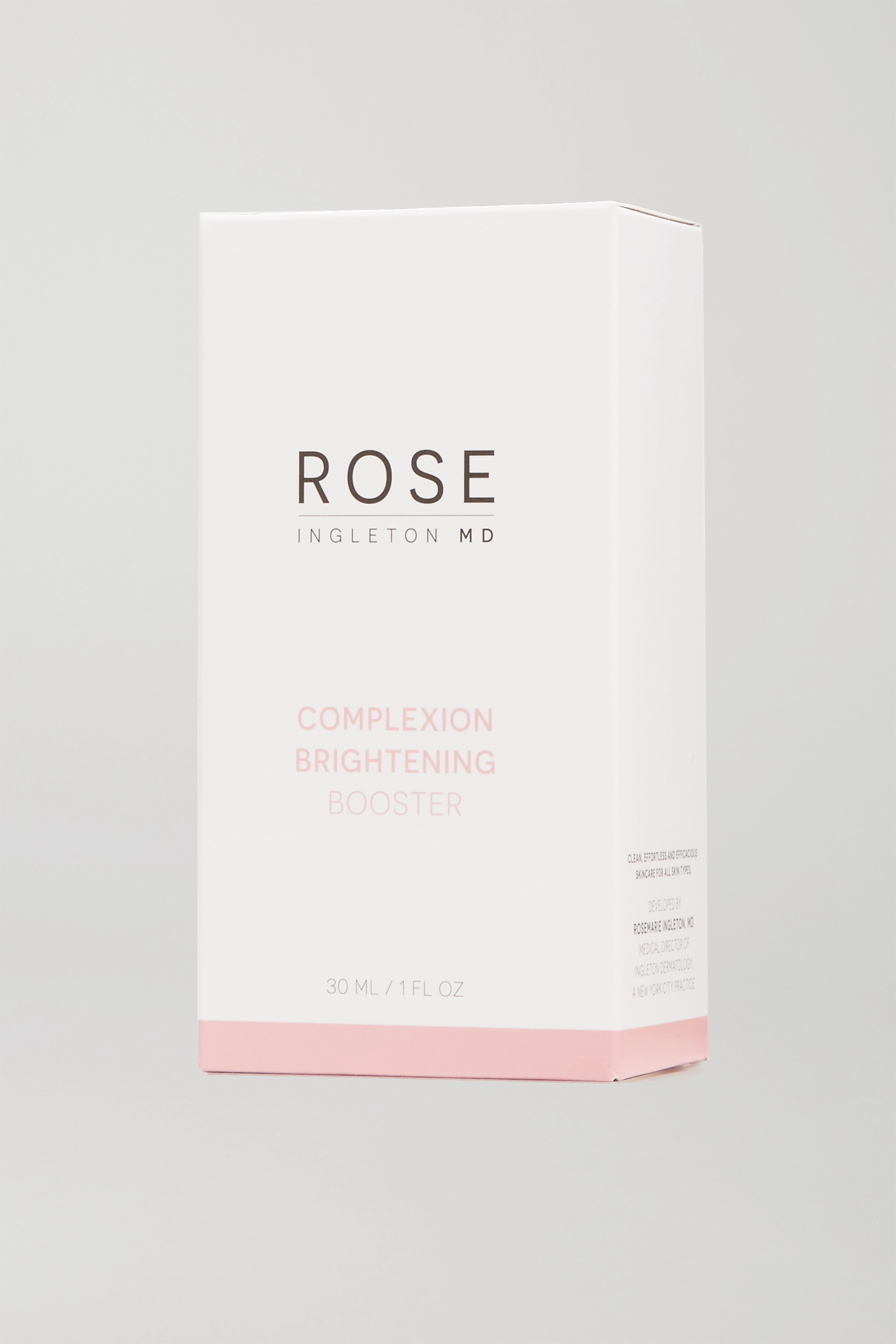 Rose MD Skin Complexion Brightening Booster, 30ml
