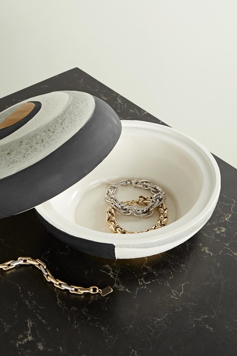 L'Objet Cubisme 陶瓷储物盒