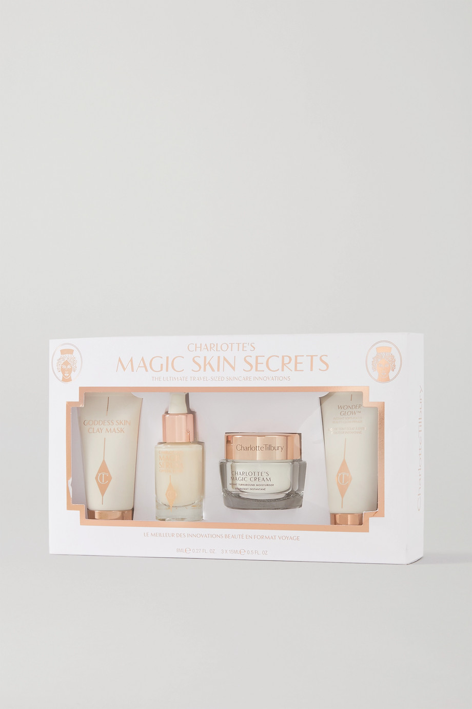 Charlotte Tilbury Charlotte's Magic Skin Secrets Set