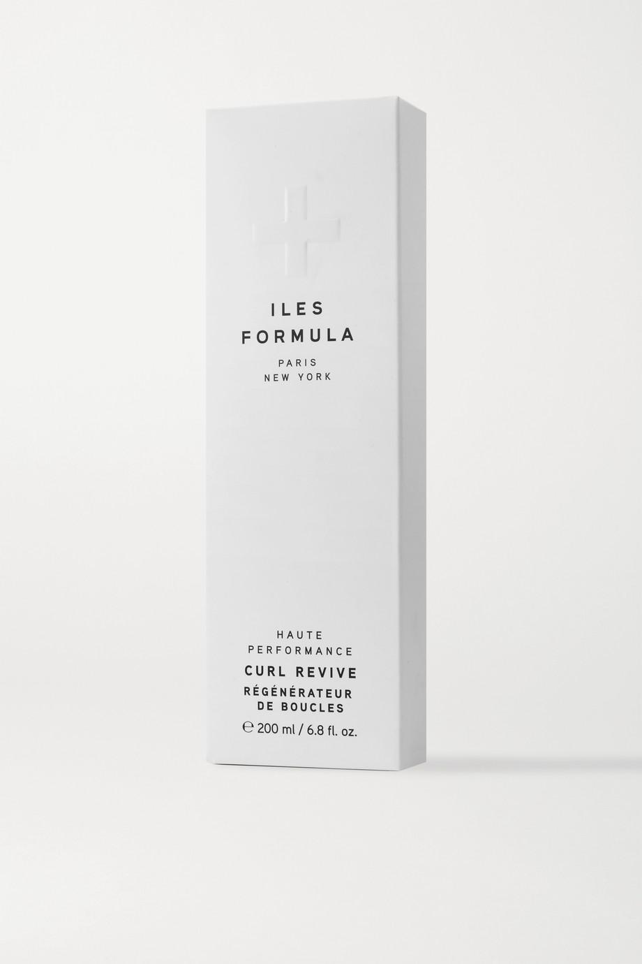 Iles Formula Haute Performance Curl Revive Spray, 200ml