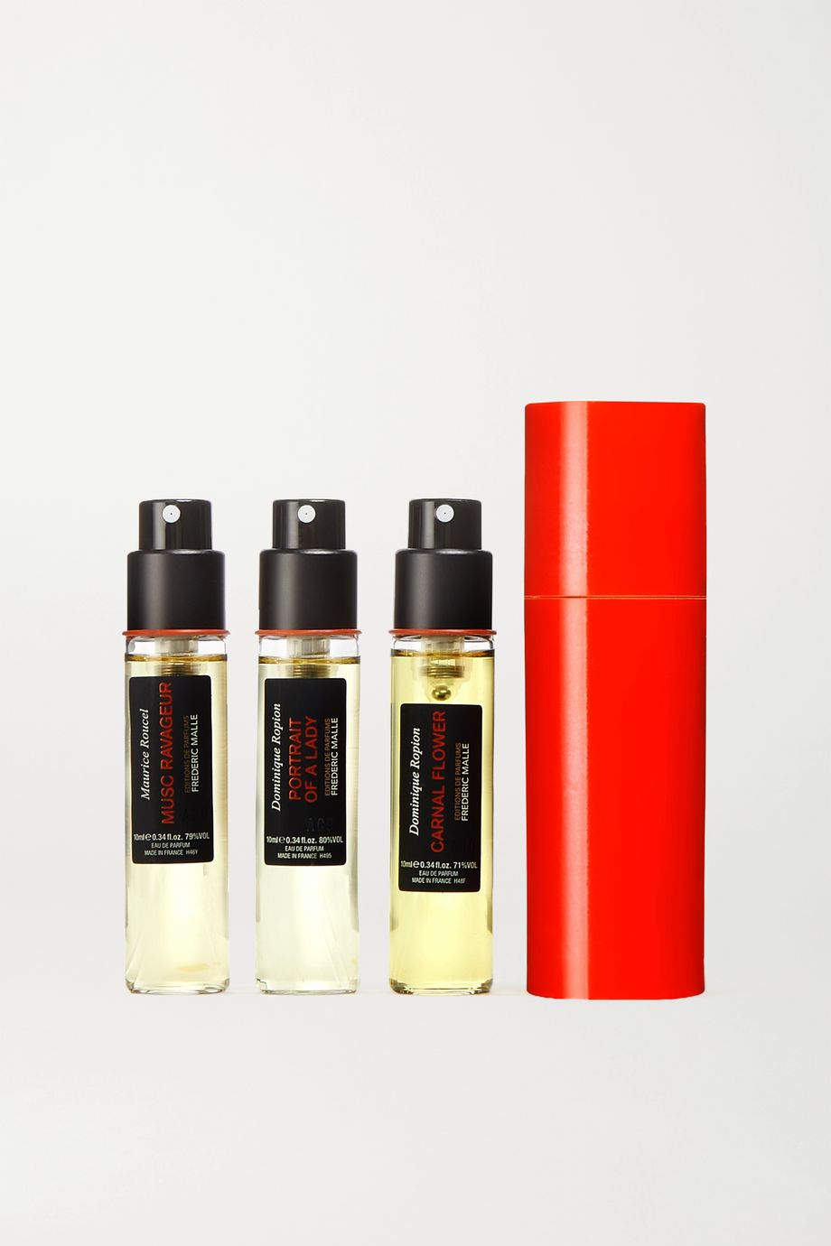 Frederic Malle Discovery Set, 3 x 10ml