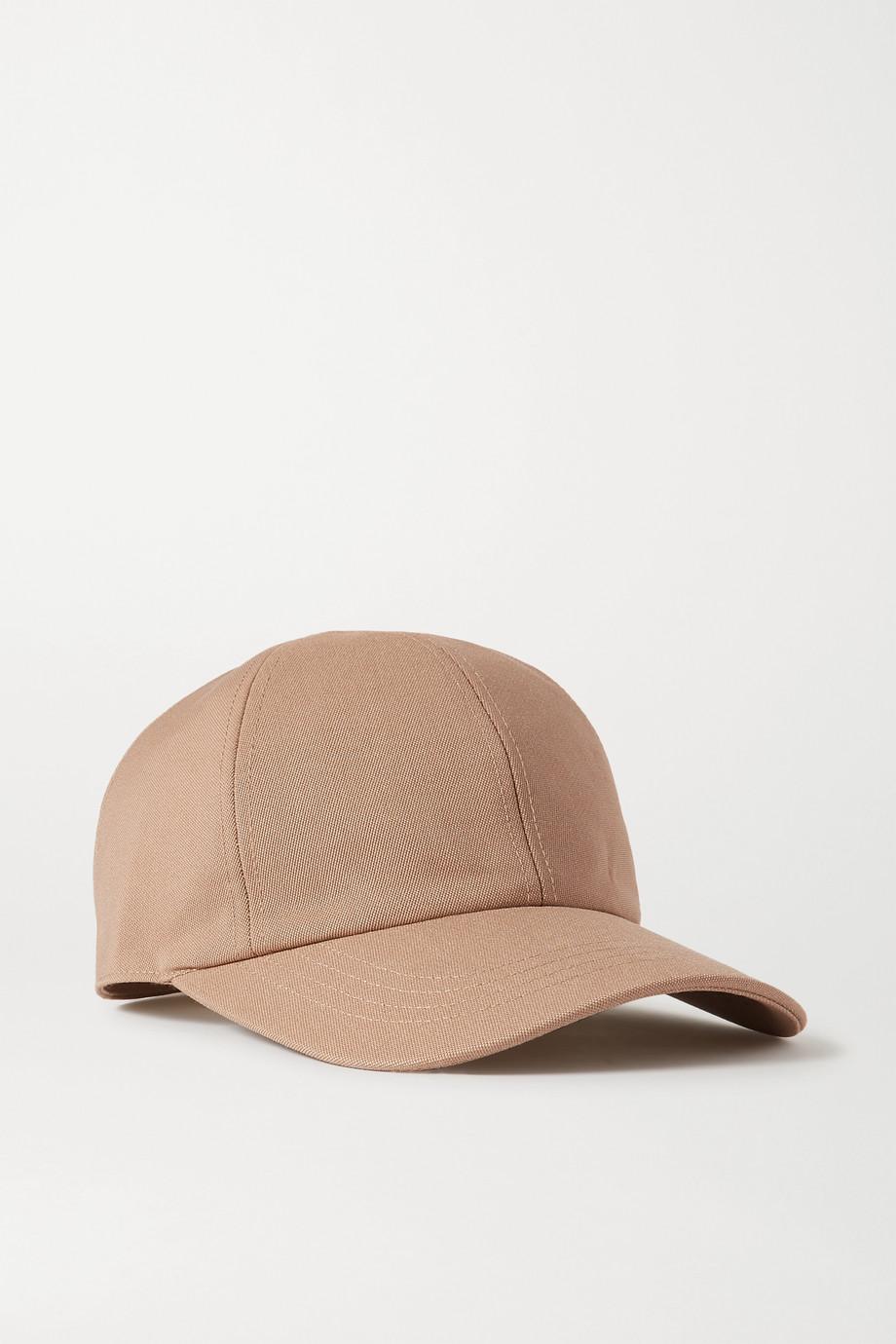 Totême Soho cotton-twill baseball cap