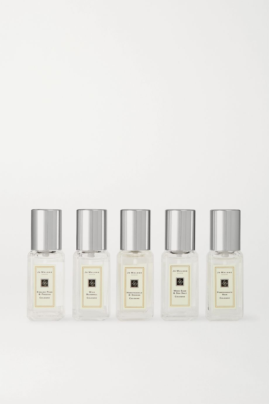 Jo Malone London Cologne Collection, 5 x 9ml