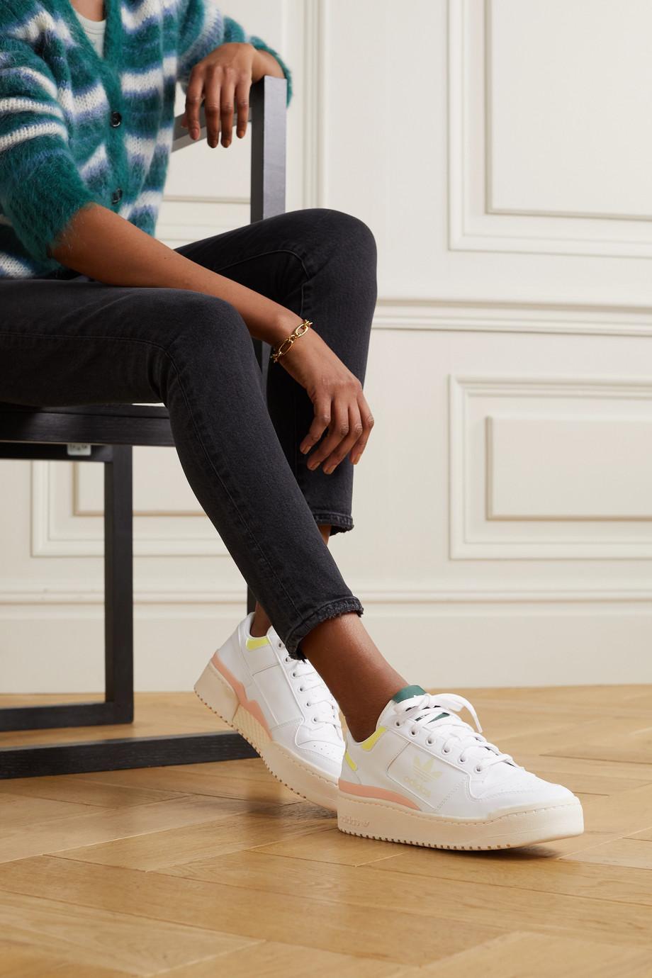 adidas Originals Forum Bold Sneakers aus Leder