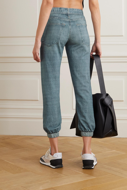 rag & bone Pantalon de survêtement en jersey de coton imprimé Miramar
