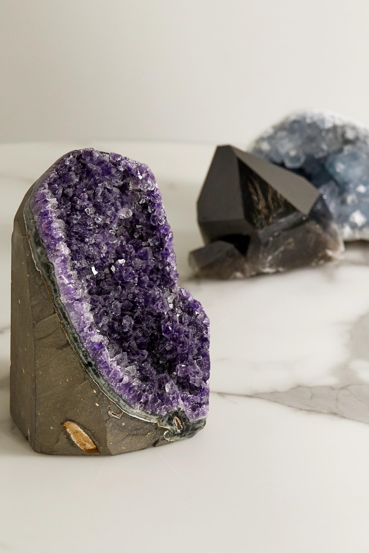JIA JIA Large amethyst geode