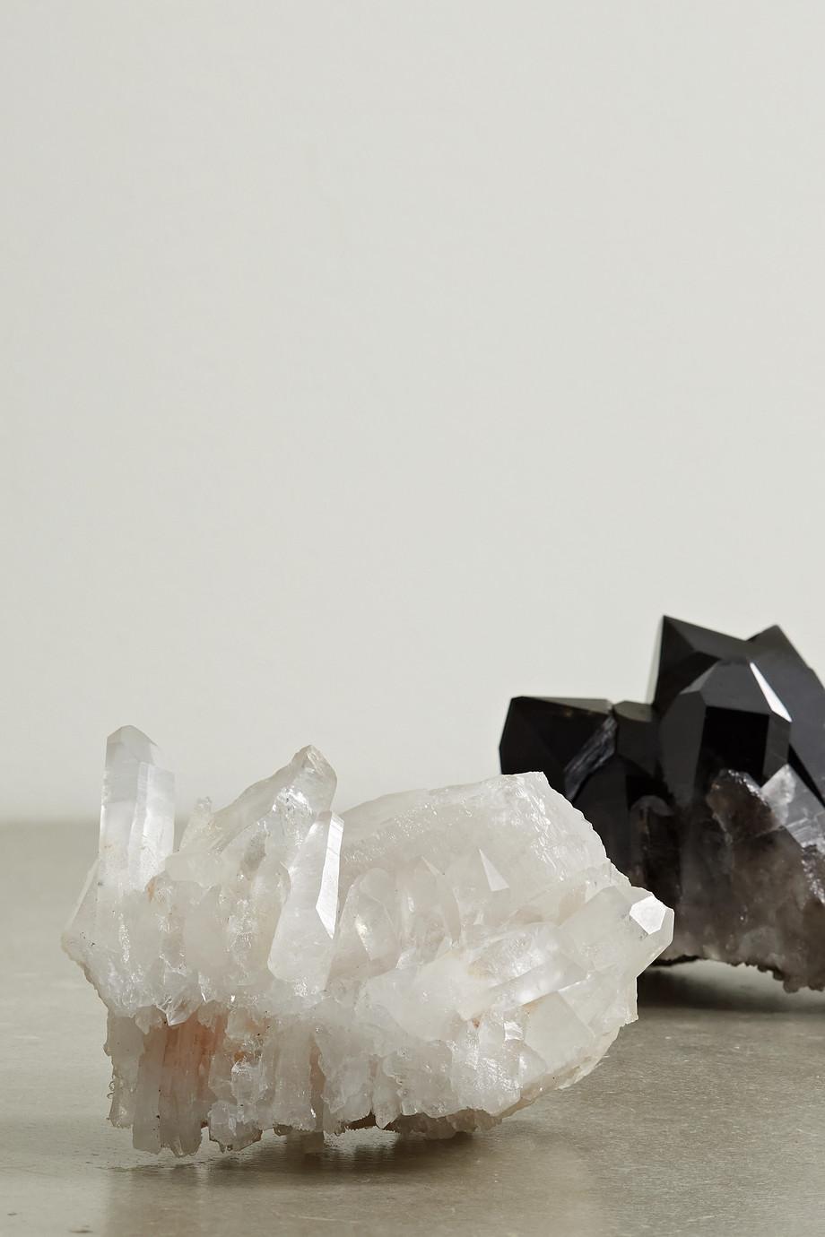 JIA JIA Crystal quartz cluster