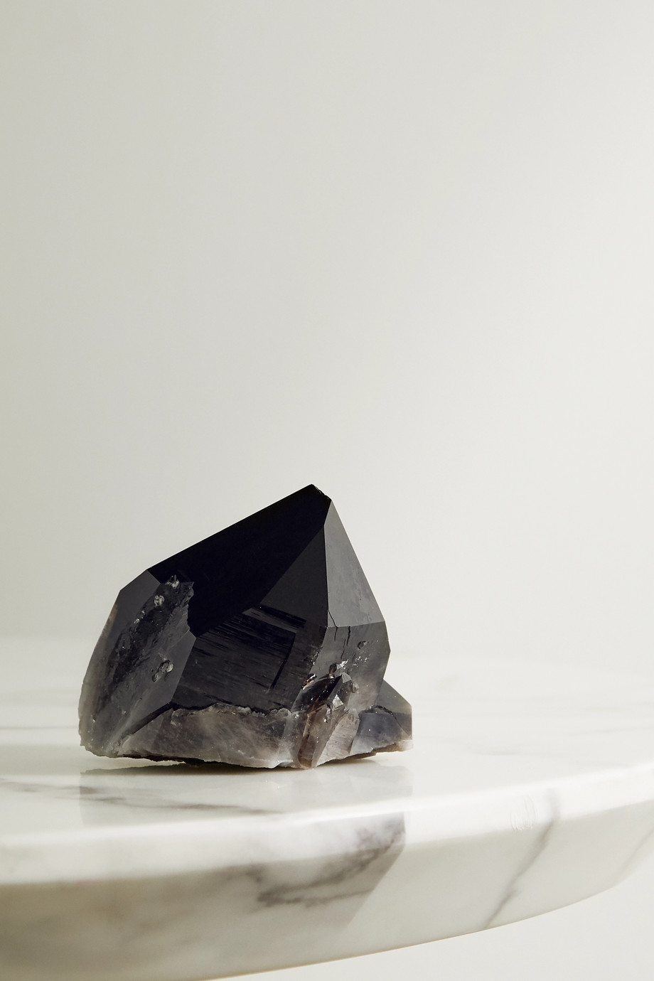 JIA JIA Smoky quartz crystal point