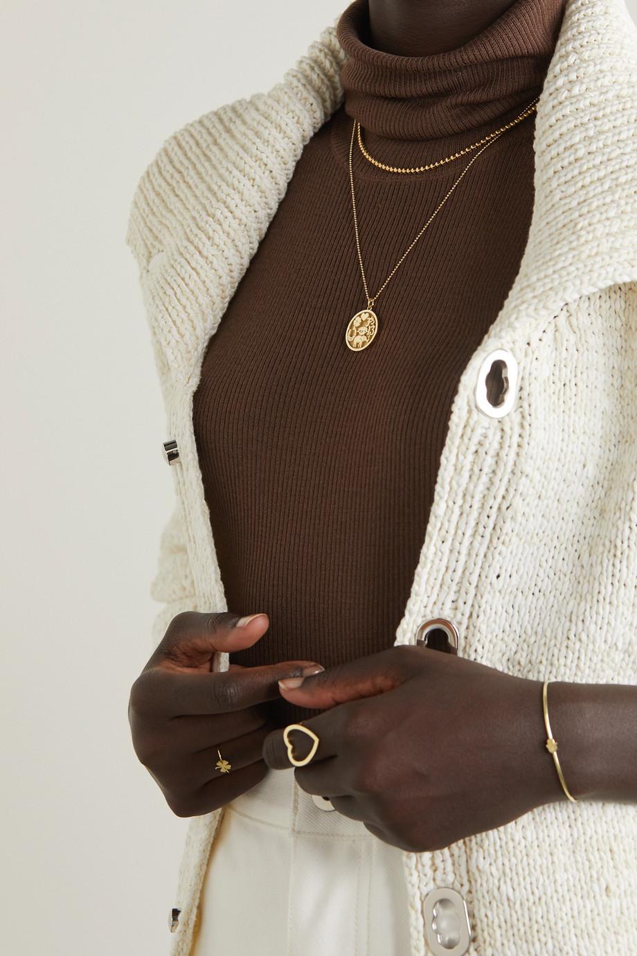 Jennifer Meyer 18-karat gold necklace