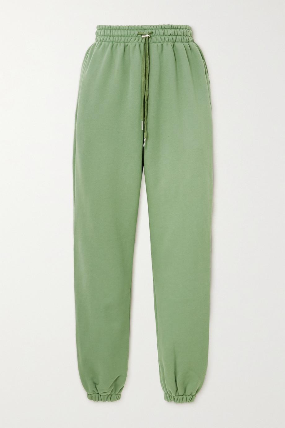 Frankie Shop Pantalon de survêtement en jersey de coton Vanessa