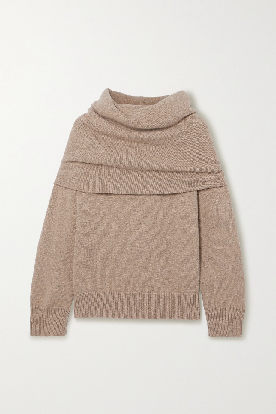 Frankie Shop Oversized hooded sweater