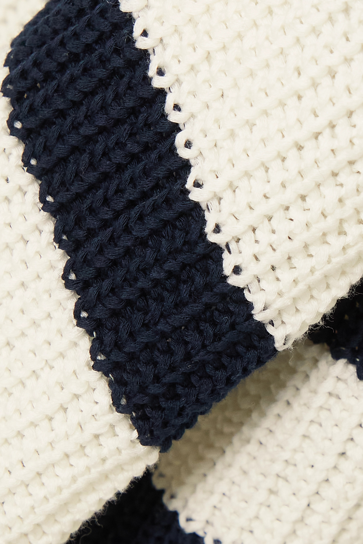 FRAME Mariner Pullover aus Biobaumwolle mit Streifen