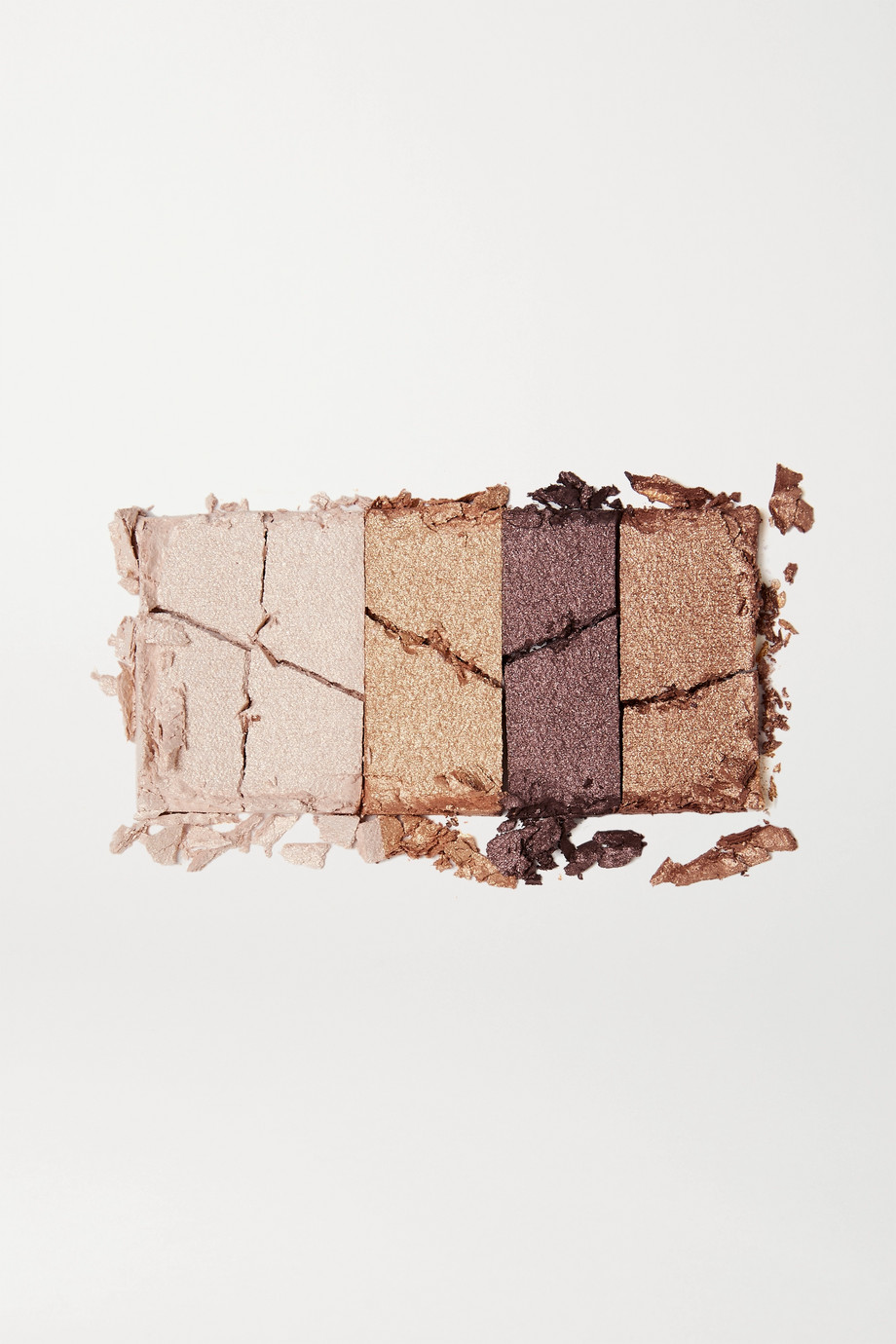 Victoria Beckham Beauty Smoky Eye Brick – Silk – Lidschattenpalette