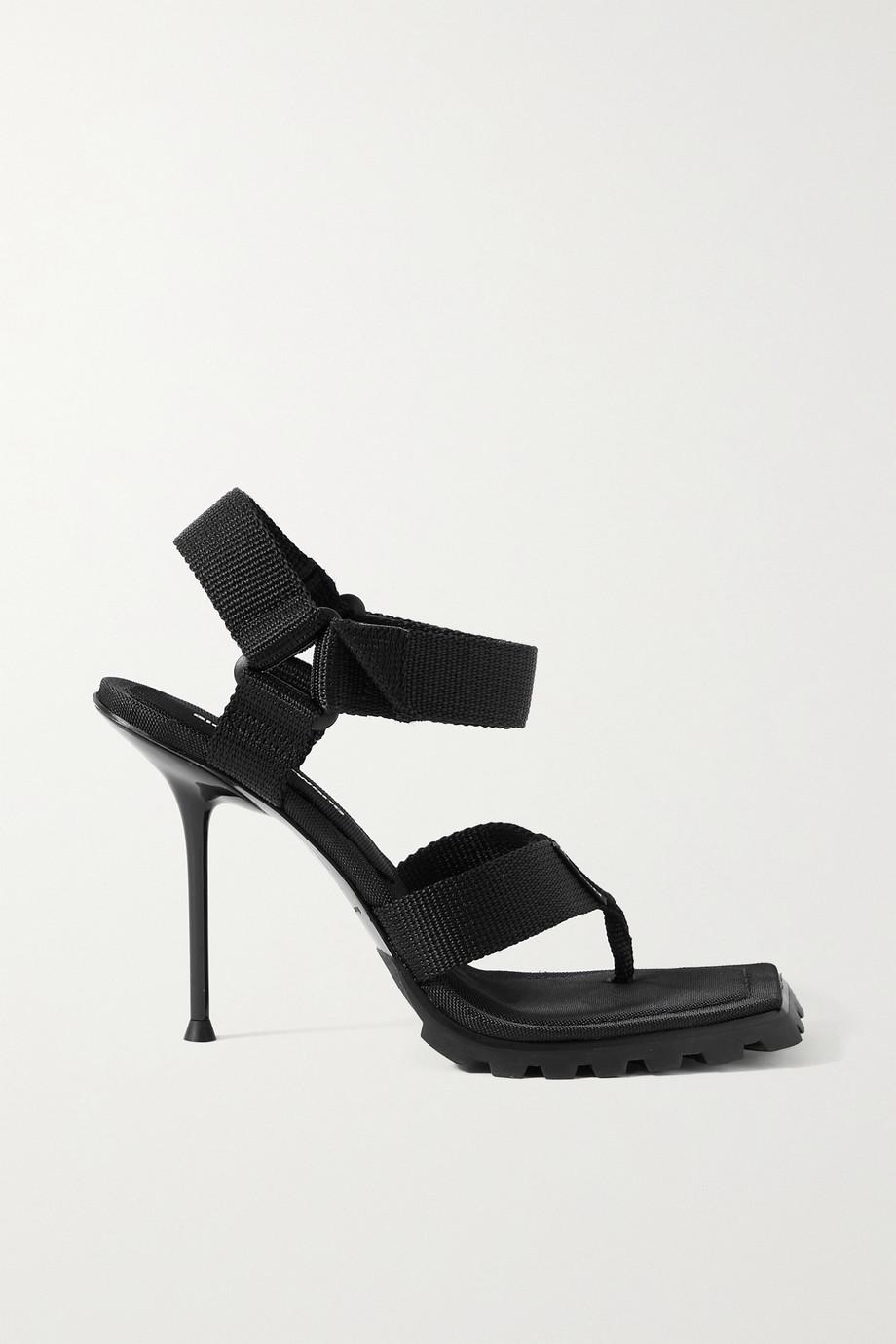 Alexander Wang Julie canvas sandals