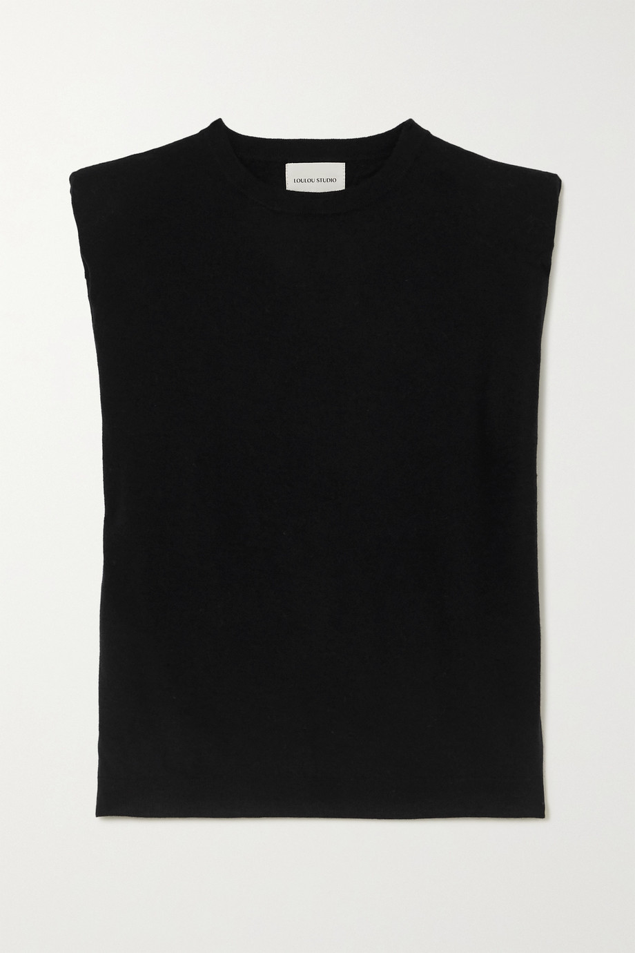 LOULOU STUDIO Prince wool and cashmere-blend sweater