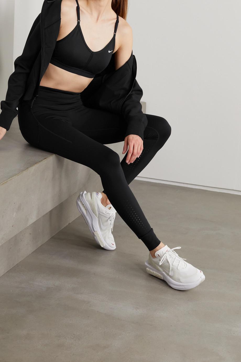 Nike Indy mesh-trimmed Dri-FIT stretch sports bra
