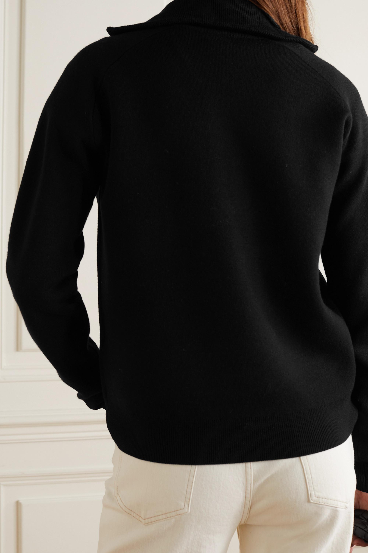 Totême Pull en laine mérinos stretch
